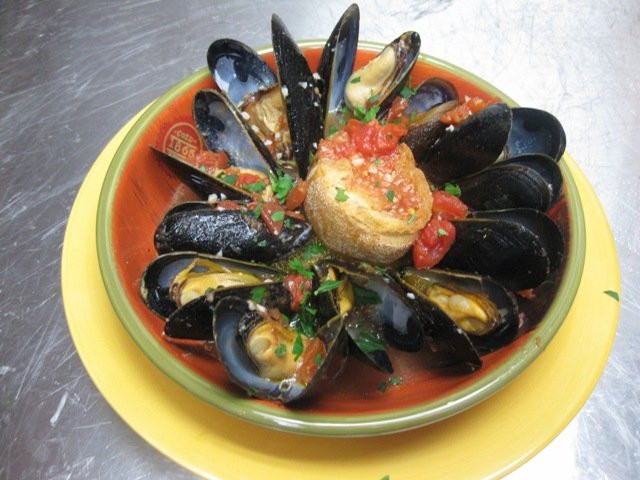 We've got mussels to spare!
