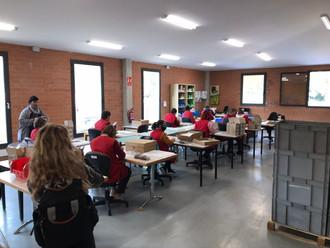 Trabajadores de Portolà: Bitácora de usuario