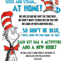 Seuss and STEAM at home
