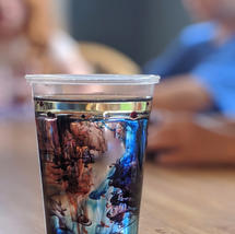 Fireworks in a cup!