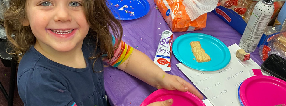 Decorating Cookies!