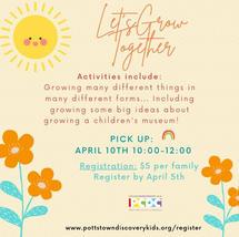 Copy of Gardening Workshop Fundraising P