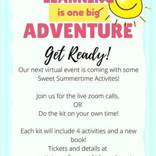 Summer Time Activity Kit