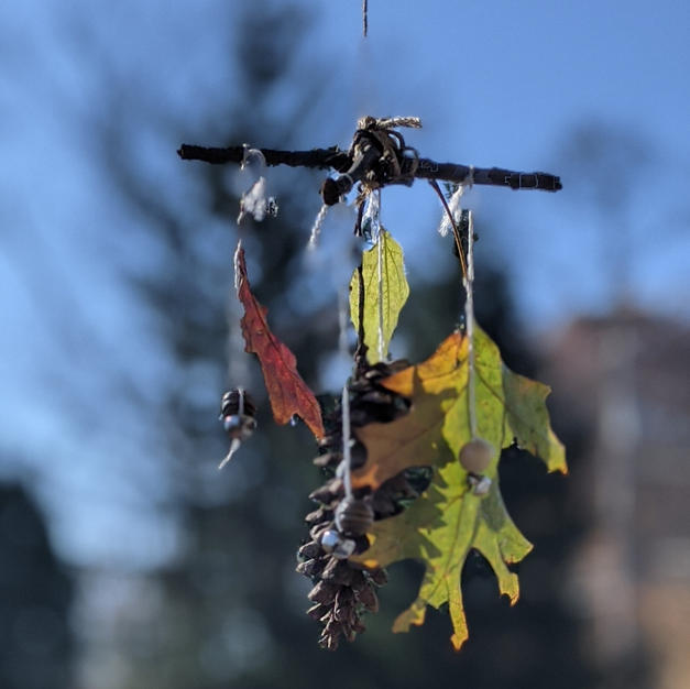 Nature Wind Chime