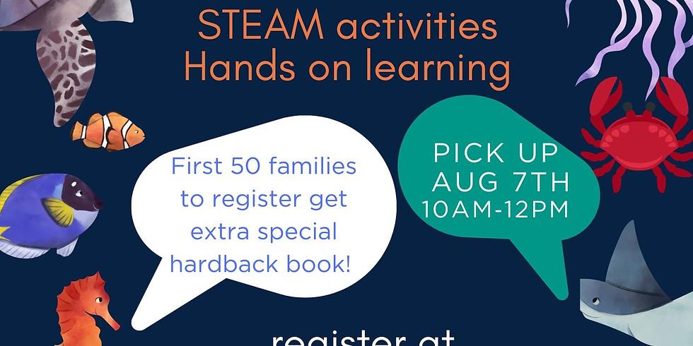 August Activity Kit