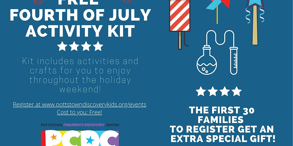 Fourth of July Activity Kit