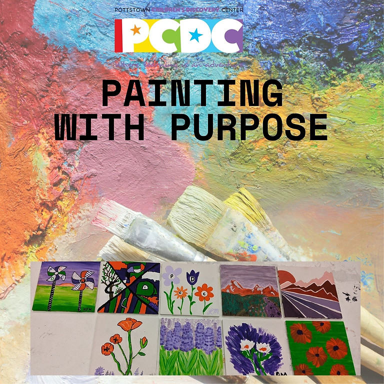 Painting With Purpose