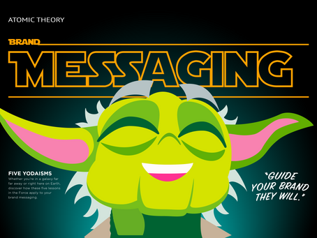 Brand Messaging: Learn the Ways of the Force from Grand Master Yoda!