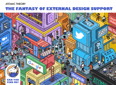 The Fantasy of Good External Design Support