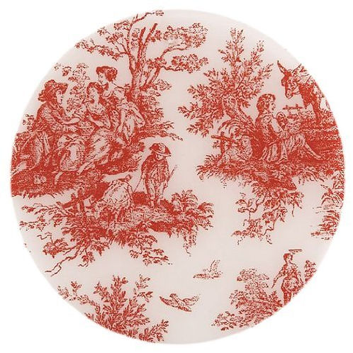 Red Toile - 154