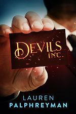 DEVILS INC. LAUREN PALPHREYMAN - BRYONY