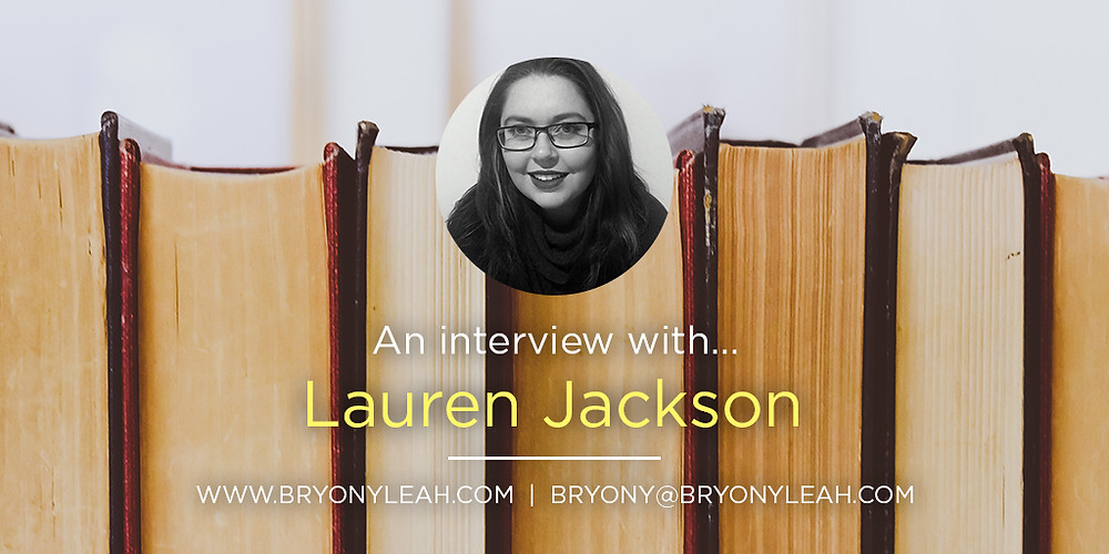 Lauren Jackson, author, affordable book editing services, author interview, freelance book editor, affordable book editor