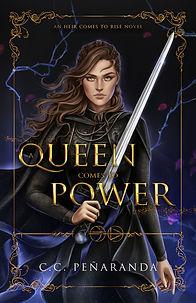 A QUEEN COMES TO POWER C.C. PEÑARANDA, B