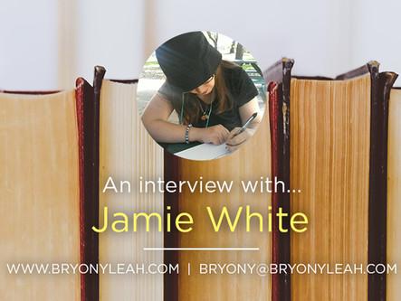 Author Interview: Jamie White