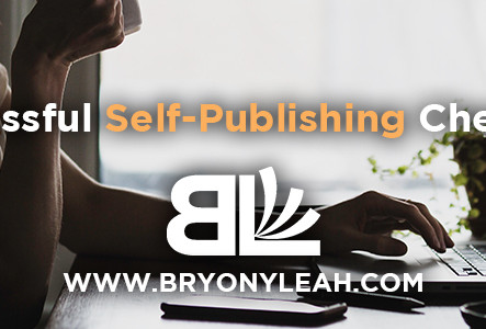 Successful Self-Publishing Checklist