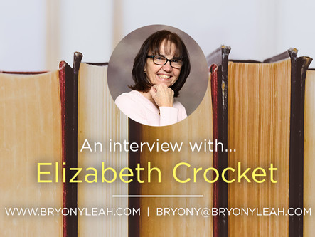 Author Interview: Elizabeth Crocket