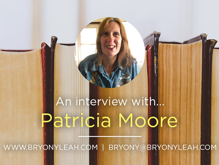 Author Interview: Patricia Moore