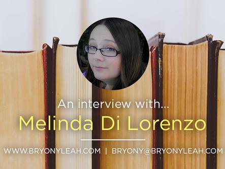 Author Interview: Melinda Di Lorenzo