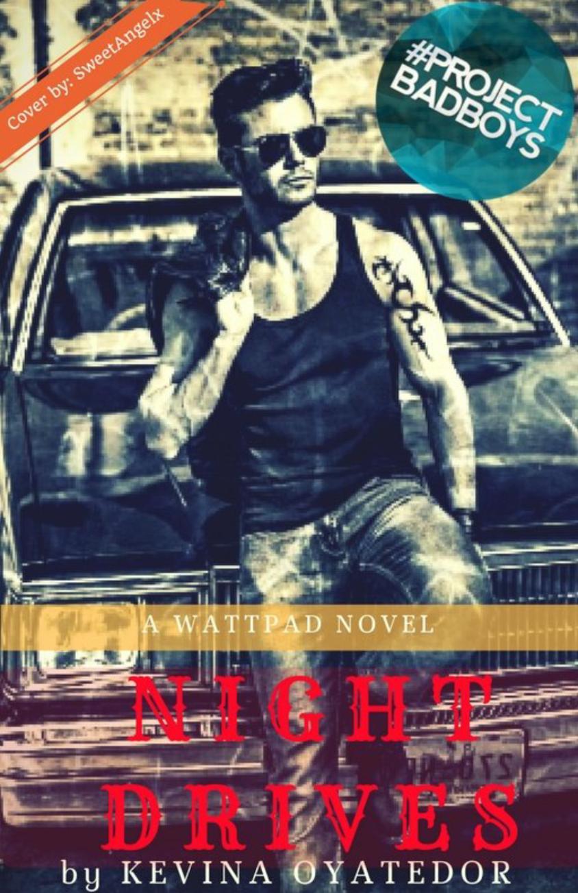 Night Drives, Kevina Oyatedor, freelance book editor uk