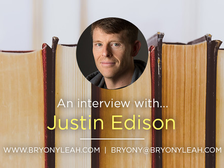 Author Interview: Justin Edison
