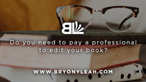 Do you need to pay a professional to edit your book?