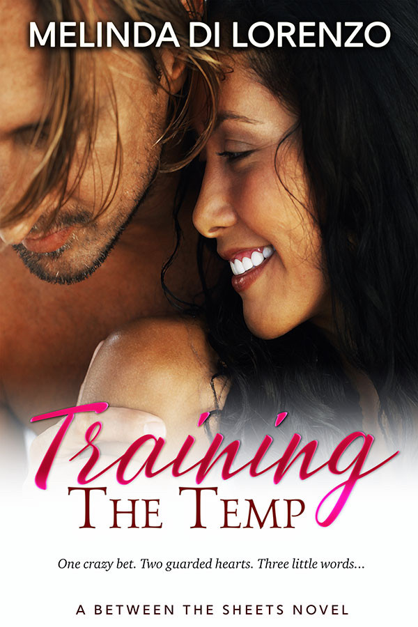 Training The Temp, Melinda Di Lorenzo, author interview, affordable book editor, freelance book editor, affordable book editing services, wattpad editor, ebook editor, freelance proofreader, freelance editor