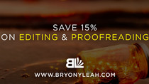 15% Editing and Proofreading Discount