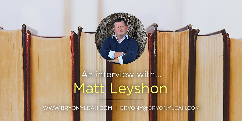 Matt Leyshon, Jack The Ripper Live and Uncut, author interview, freelance book editor, affordable book editing services, affordable book editor