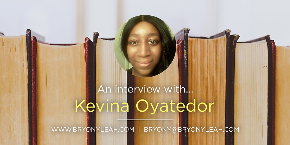 Kevina Oyatedor, author, affordable book editing services, freelance book editor uk