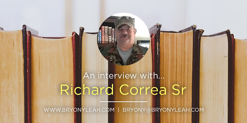 Richard Correa Sr, Rapier, author interview, affordable book editor, freelance book editor, affordable book editing services, ebook editor, kindle editor, wattpad editor