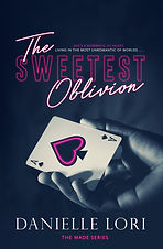 THE SWEETEST OBLIVION by Danielle Lori, Bryony Leah Editor