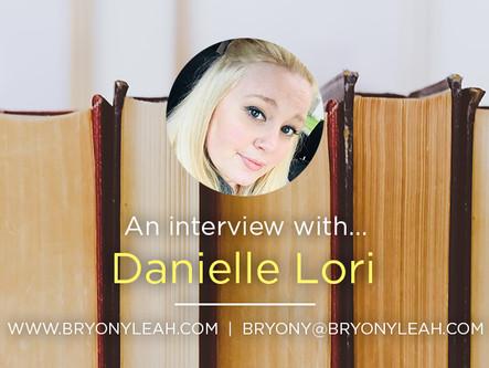 Author Interview: Danielle Lori
