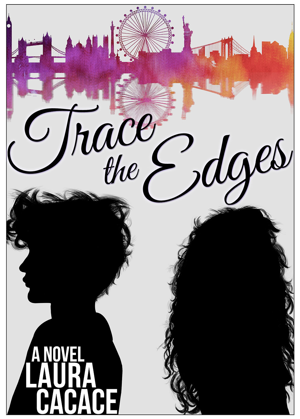 Trace The Edges, Laura Cacace, affordable book editing services, freelance book editor