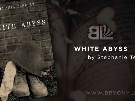 WHITE ABYSS, by Stephanie Terault