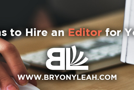 5 Reasons to Hire an Editor for Your Book
