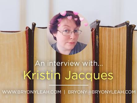 Author Interview: Kristin Jacques