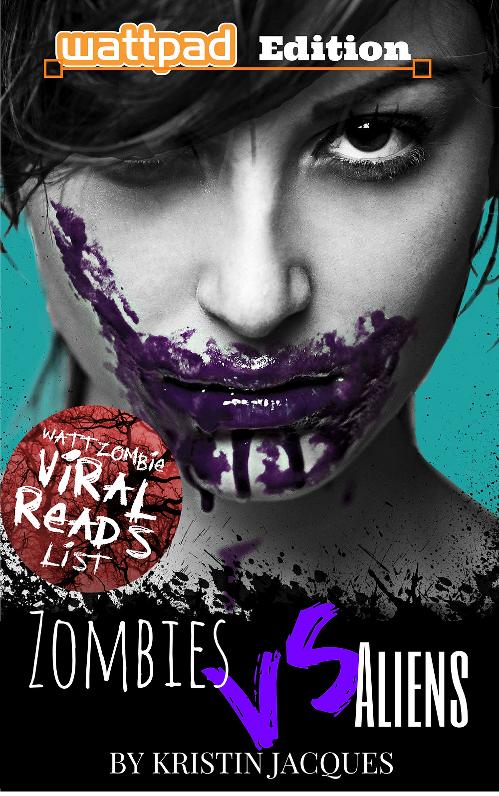 Zombies vs Aliens, Kristin Jacques, author interview, freelance book editor, affordable book editor, affordable book editing services, wattpad editor, freelance editor, book editor
