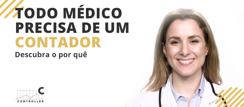 TODO MÉDICO PRECISA DE UM CONTADOR