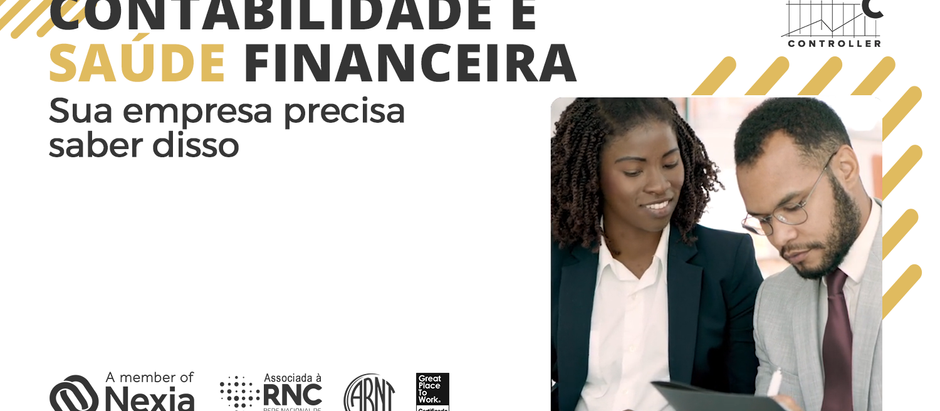 CONTABILIDADE E SAÚDE FINANCEIRA