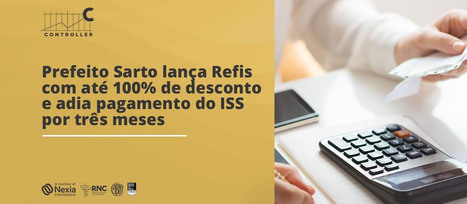 POLÍTICA DE RECUPERAÇÃO FISCAL PROGRAMA DE REFINANCIAMENTODE DÍVIDAS – REFIS
