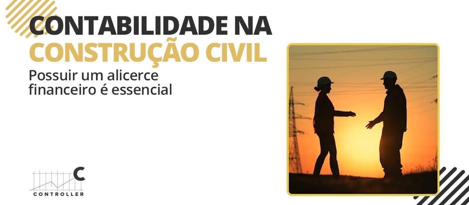 CONSTRUÇÃO CIVIL, UM SETOR QUE DEMANDA CONTABILIDADE ESPECIALIZADA