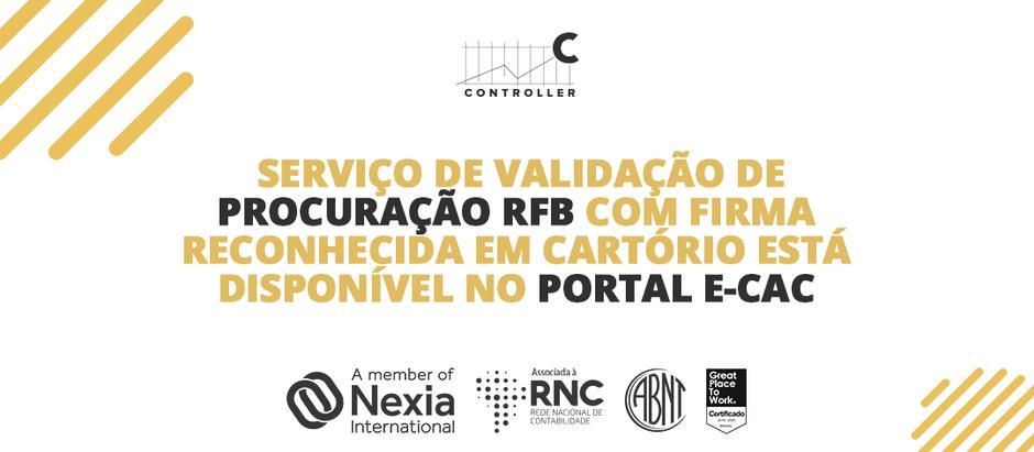 Serviço de validação de Procuração RFB está disponível no Portal e-CAC