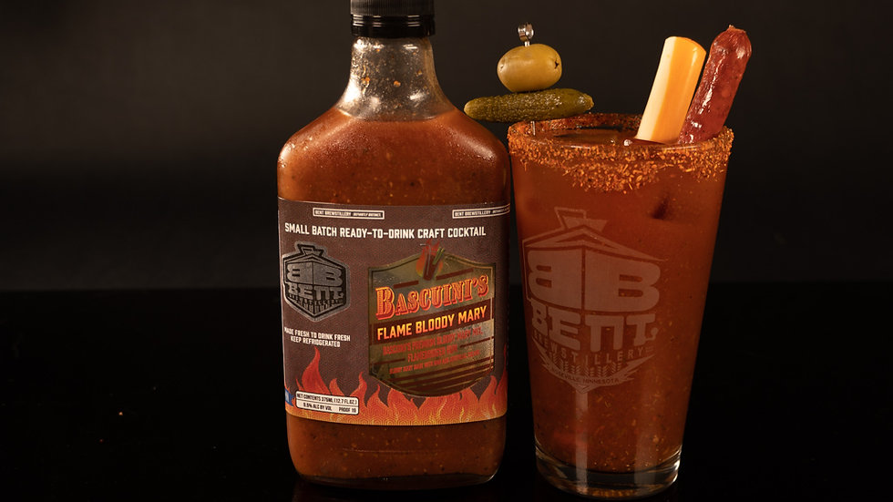Bascuini's Flame Bloody (Ready To Drink)