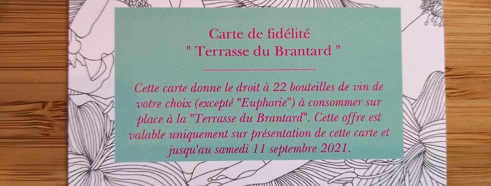 """Abonnement  """"Terrasse du Brantard"""""""