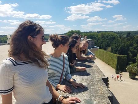 Août 2020 : Dans les  bosquets de Versailles,  les enquêteurs continuent leur pérégrinations