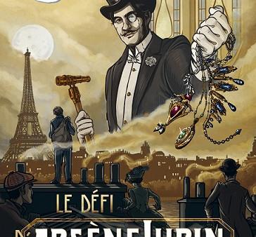 Jeu concours Arsène Lupin , rdv le 13 septembre