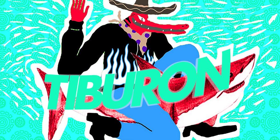 Xelas presents Tiburón w/ DJ Leo + Tony AM