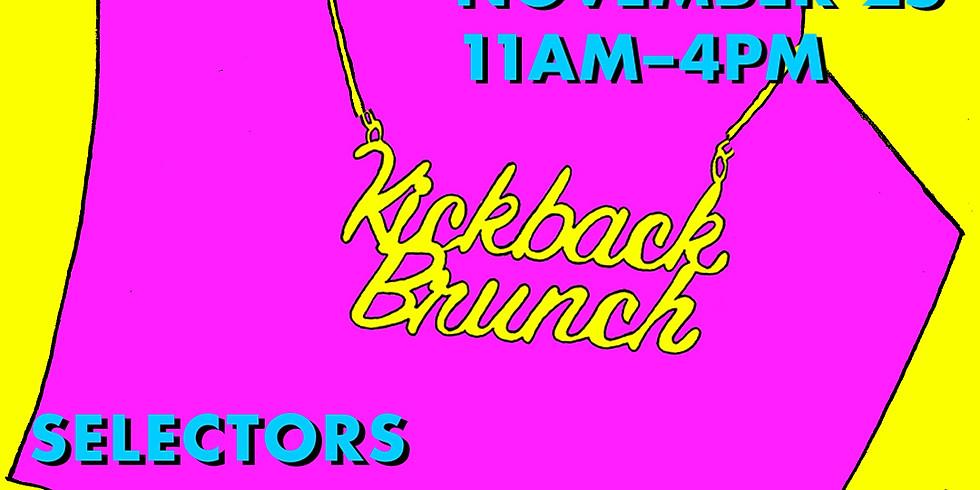 XELAS presents Kickback Sunday Brunch w/ DJ Harlow + Best Bad