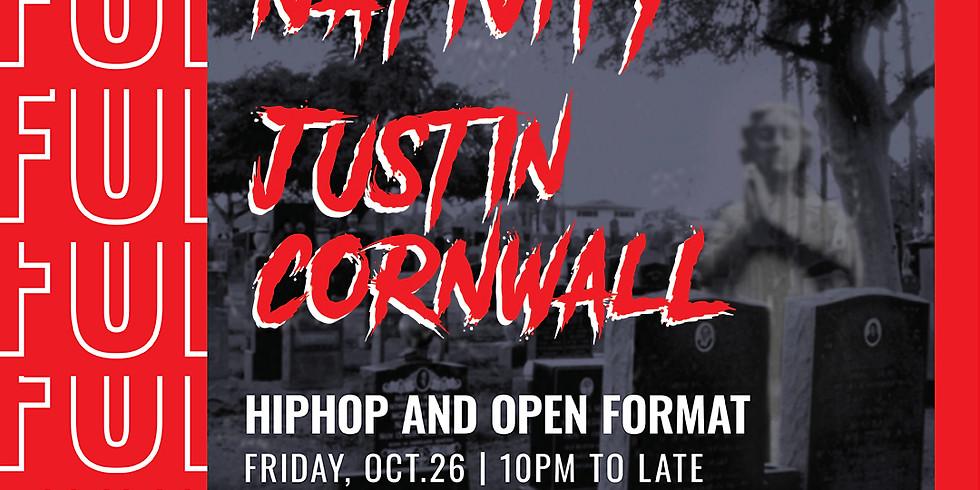 XELAS presents FUNCTION Halloween Edition w/ Nativity & Justin Cornwall