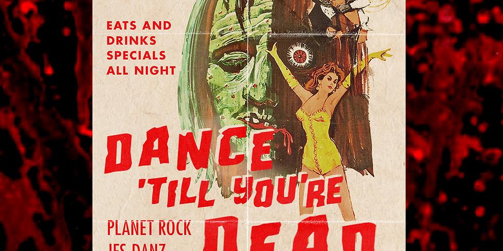 XELAS presents DANCE 'TILL YOU'RE DEAD Halloween Night Zombie Party
